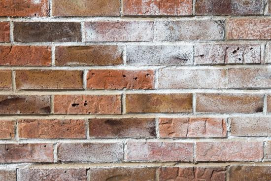 Efflorescence: That Annoying White Stuff on Masonry Walls