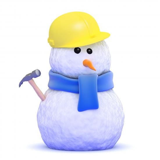 Winter Is Coming: Have You Thought About Next Year's Projects